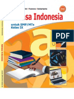 Bahasa Indonesia SMP Kelas IX-Atikah-2008