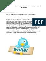 Twitter Follower 10