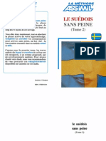 Suédois sans peine - Tome II