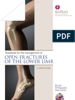 Boa Lower Limb 2009
