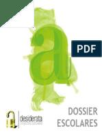 Dossier Escolares 2013-14 (Comprimido)