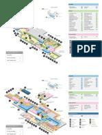 Glasgow Airport_terminal Maps_all Floors