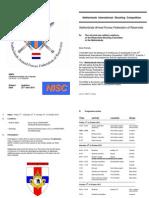 NISC 2013 Invitation Information