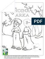 Noina Arka Bojanka Grupni Rad