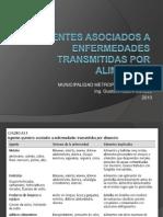 CHARLAS MUNI 2010 AGENTES ASOCIADOS A ENFERMEDADES.pptx