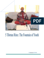 Nino Roso - 5 Tibetan Rites - The Fountain of Youth