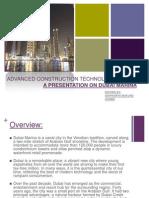 Presentation on Dubai Marina