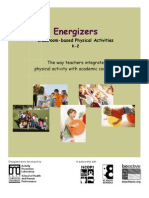 Energizers for Grades K 2