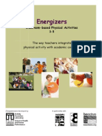 Energizers for Grades 3 5