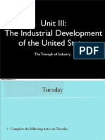 era 6- the industrial development of the united states notes