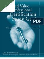 EVP - Certification Guide
