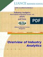 Industry Analytics
