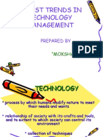 Technology Mgmt Ppt