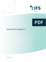 IFS Food Doctrina v2 Sp Final