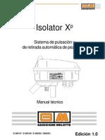 105104 Isolator Xp (Esp.)