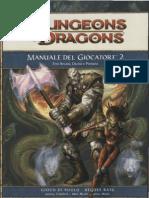 Manuale Del Giocatore 2 d&d 4e Ita
