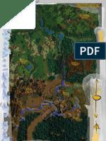 PJs Carte Nord Donjon