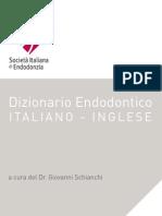 Dizionario Endodontico Ita-Eng