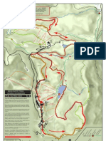 Freefal Cross Country Race Map