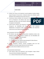 ISO9001 prosedur pengendalian dokumen