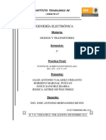 Fuente Final Diodos y Transistores.
