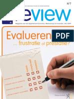 EWI-Review 7 / mei 2009