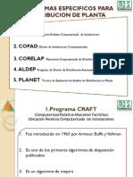 Programas Especificos Para Distribucion de Planta