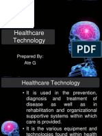 Healthcare Technology Report