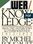 Foucault, M - Power_Knowledge (Pantheon, 1980)
