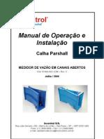 Calha Parshal Manual