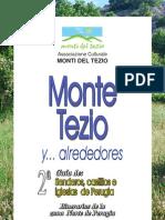 Guía en español de trekking en Umbria