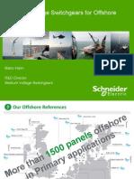 Offshore Switchgear
