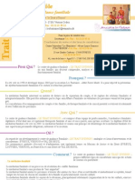 Fiche Guidance Familiale