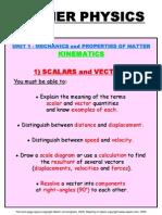 HPhysics (Mechanics Matter)