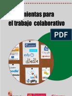 Guía Herramientas para el trabajo colaborativo