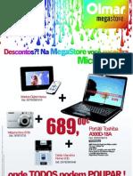 Folheto Olmar Junho 09