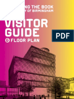 Library of Birmingham Visitor Guide