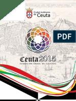 Dossier CEUTA 2015 - Fundación Cristol de Culturas