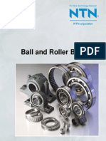 Ntn Ball and Roller Bearing Catalog
