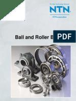 Ntn Ball and Roller Bearing Catalog