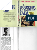 Fuentes Pujol M - La Informacion Documentada