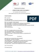 Programme Colloque Corruption 6 Et 7 09 2013-3