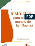 Instructivo Manejo Influenza Ecuador