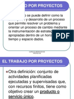 Elaboracion de Proyectos Gaburro