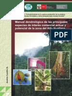 Dendrologia en El Peru