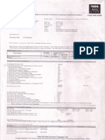 TATA Insurance Policy Devendra Uttarlai