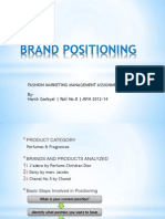 Brand Positioning PPT