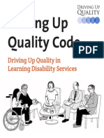 Driving Up Quality Code text