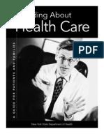 Deciding About Health Care
