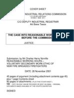 Charles Norville presentation - NSW Fire Brigades Corrupt Secondary Work Ethic - PR072002 @ 6 & 140